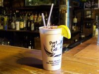 A Monsoon from Port of Call Restaurant in New Orleans. Favorite!