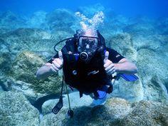 Scuba Diving Kokkinos Pirgos