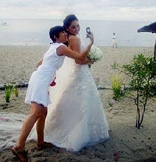 judy ann santos wedding gown