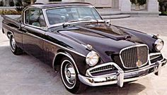 1958 Studebaker Golden Hawk Maintenance of old vehicles: the material for new cogs/casters/gears/pads could be cast polyamide which I (Cast polyamide) can produce