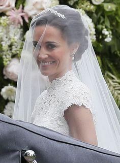 Wedding Of Pippa Middleton and James Matthews - Red Carpet Fashion Awards