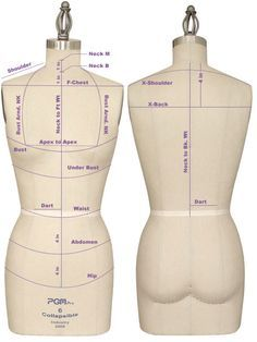 Pattern Modifications, Design Changes & Pattern Drafting >> Square shoulder adjustment