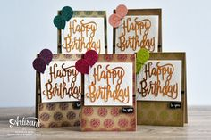 Why hello my stamping friends! So happy to have you here for this edition of the Stampin' Up! Artisan Design Team Blog Hop. We are using th...