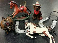 Décorez votre sapin de Noël avec des figurines à l'effigie de votre fidèle compagnon!!! Elles vous attendent à la sellerie. Carousel, Fair Grounds, Fir Tree, Jewelry, Carousels, Carousel Horses