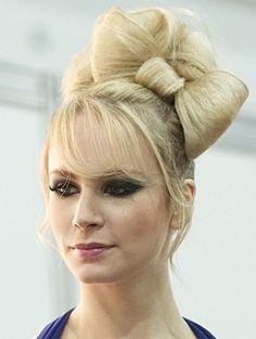 Patrick Cameron Hairstyle....we had him at our salon!