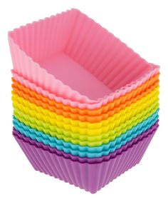 Look at this Color Spectrum Square Reusable Baking Cup - Set of 12 on #zulily today!