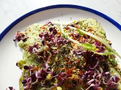 Hotspot: Flax&Kale in Barcelona. Avocado!