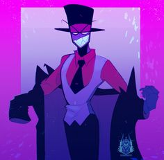 Bleed Black - Me: I won't post any more fanart Me: *posts fanart* . Also he grew a fuking ass and I'm sobbing. Black Hack, Cartoon Network, Villainous Cartoon, Hat Organization, Undertale Drawings, Beautiful Series, Bendy And The Ink Machine, Hot Anime Guys, Disney