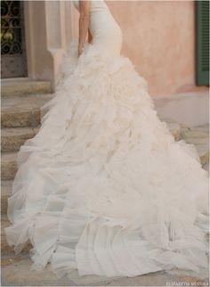 Beautiful Wedding Gown…