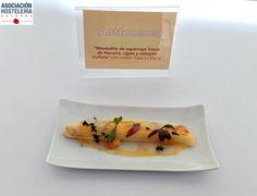 Restaurante Anttonenea. Segundo Premio del Certamen de Espárrago Fresco de #Navarra