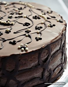 Zagreb torta No.2 by -Violet-Love-