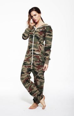 OnePiece Camo - I would live in this!!