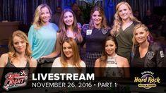 Livestream | Ladies' Night | 11-26-16 | Part 1 of 2 | Seminole Hard Rock... World Poker Tour, Seminole Hard Rock, Poker Night, Free To Play, Ladies Night, In Hollywood, Real Life, America