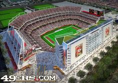 SF 49ers new stadium