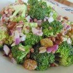Easy Broccoli Bacon Salad