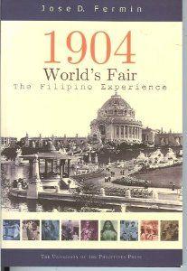 Fascinating (and sad) book on Filipinos at the World Fair
