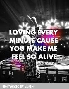 Loving Every Minute Cause You Make Me Feel So Alive ~ Zedd Feat. Empire Of The Sun