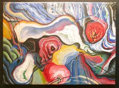 Wassily Kandinsky? Der Blaue Reiter Bauhaus Expressionismus abstrakt Klee in Antiquitäten & Kunst, Kunst, Malerei | eBay!