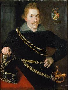 Jacob de la Gardie, 1606.