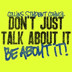 High School Student Council Slogans for Pinterest