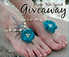 e64464f0d8736 Enter Fashion  Giveaway to win beaded barefoot sandals by Mojo s Free Spirit  by 11