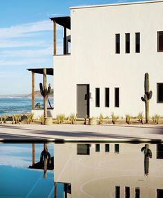 Hotel San Cristobal / Todos Santos Baja California - opening May 2017 - part of Bunkhouse Group Hotels