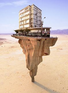 Photoshop | Victor Enrich    Enjoy your stay...we haven't quite figured out a way off of this thing...
