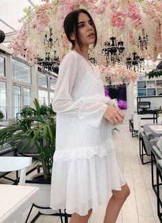 26a19fe43f2 Женская одежда ( woman showroom ) • Instagram photos and videos. Салон.  Платье из шифона ...