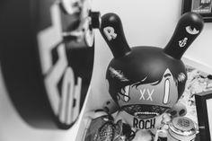 McBess Rock !! Never Grow Up, Designer Toys, Growing Up, Rock, Art, Everything, Art Background, Skirt, Kunst