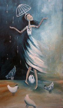 .love rains down on me