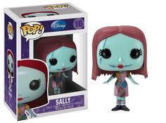 Amazon.com: Funko POP Disney Sally Vinyl Figure: Toys & Games