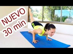 Yoga Intenso para Adelgazar 30 minutos | Clase 11 - YouTube