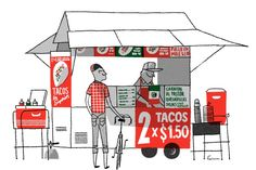 My Go-To Fast Food | The New Yorker