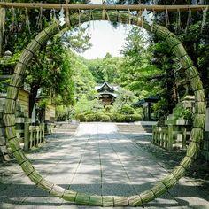 samuraibleu: 京都。岡崎神社 (by ViktorLeung)