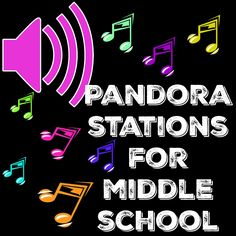 Mskcpotter: Pandora Stations for the middle school classroomYou can find Middle school and more on our website.Mskcpotter: Pandora Stations for the middle school classroom Middle School Music, Middle School Reading, Middle School Classroom, Middle School English, Middle School Science, Math Classroom, Classroom Organization, Classroom Management, Classroom Ideas
