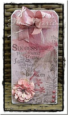 LOTV - Pressed In Time Tag 2 by DT Fleur ♡♥