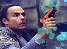 Strange New World was a TV pilot based on concepts envisioned by Gene Roddenberry which first aired on March 23, 1975. It starred John Saxon as Captain Anthony Vico