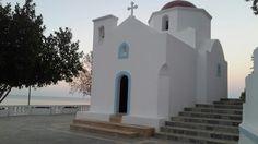 Church in Kyra Panagia