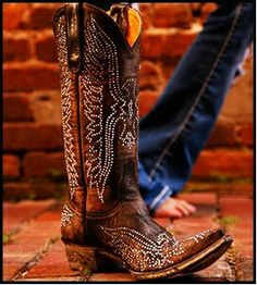 Cowgirl Boots! <3