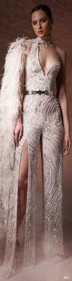 Fashion Themes, All Fashion, Couture Fashion, Vintage Fashion, Fashion Design, Vintage Couture, Zuhair Murad, Designer Gowns, Evening Gowns