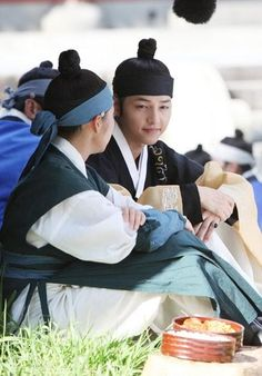 Behind the scenes on Sungkyunkwan Scandal » Dramabeans » Deconstructing korean dramas and kpop culture