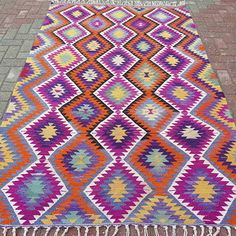 Turkish Kilim | 33 Places To Shop For Home Decor Online That You'll Wish You Knew About Sooner