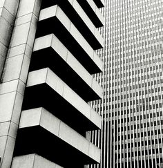 embarcadero center #architecture #shadows
