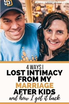 Marriage after kids is hard and can leave you feeling disconnected from your spouse. If you're lacking intimacy find out how you can regain your connection! Includes a free worksheet to plan a simple at-home date night! Intimacy In Marriage, Marriage Relationship, Relationship Problems, Marriage Advice, Christian Wife, Christian Marriage, Christian Parenting, Christian Living, Military Marriage