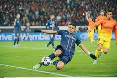 Paris, pas encore le Real selon Silva - http://www.europafoot.com/paris-pas-encore-le-real-selon-silva/
