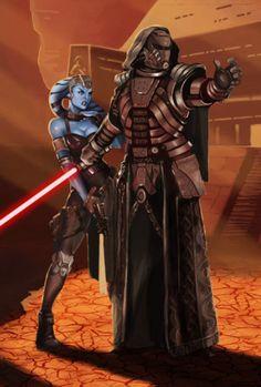 The Old Republic Sith Juggernaut /by ?? #StarWars #art