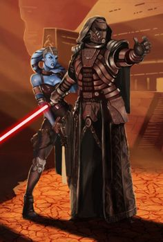 The Old Republic Sith Juggernaut - by Max