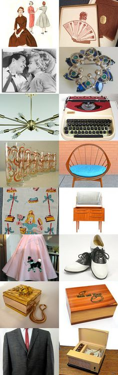 1950's Blast from the Past  by Julie Duvall on Etsy--Pinned with TreasuryPin.com