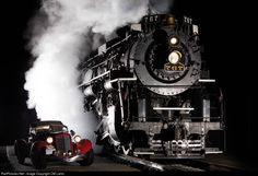 RailPictures.Net Photo: NKP 767 Nickel Plate Road Steam 2-8-4 at Valley View, Ohio by CM Lantz