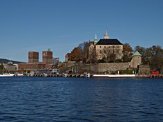 Town Hall and the Castle of Akershus